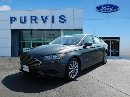Used 2017 Ford Fusion SE SEDAN For Sale in Fredericksburg VA