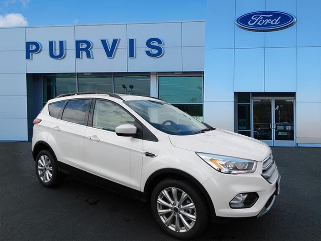 New 2019 Ford Escape SEL SUV for sale in Fredericksburg, VA