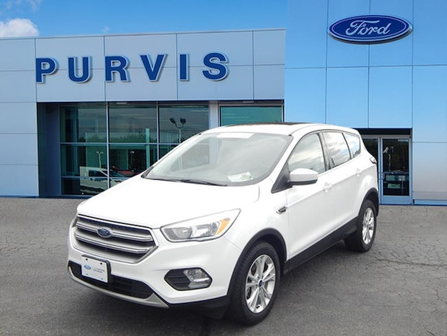 Certified Pre-Owned  2017 Ford Escape SE SUV For Sale in Fredericksburg VA
