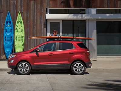 New 2018 Ford Ecosport VA