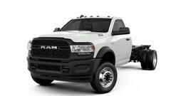 2019 Ram 5500 TRADESMAN CHASSIS REGULAR CAB 4X4 168.5 WB Regular Cab