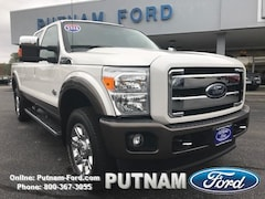 2016 Ford F-350 King Ranch Crew Cab Pickup