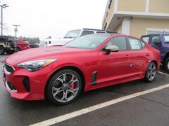 2018 Kia Stinger GT2 Sedan All-wheel Drive