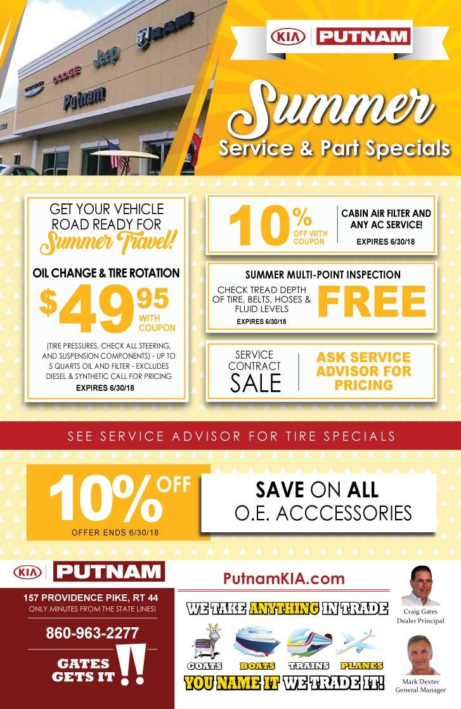 specials website by dealers kia ct new adchoices logo in dealer service putnam dealership com htm