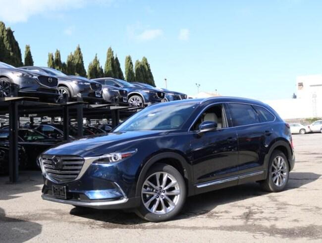 New Mazda vehicle 2019 Mazda Mazda CX-9 Grand Touring SUV for sale near you in Burlingame, CA