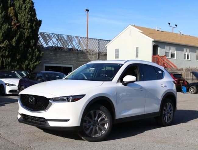 New Mazda vehicle 2019 Mazda Mazda CX-5 Grand Touring Reserve SUV for sale near you in Burlingame, CA
