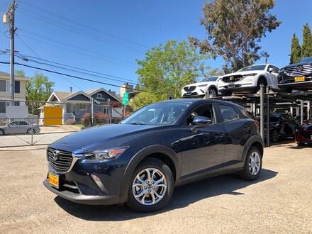 Featured New 2019 Mazda Mazda CX-3 Sport SUV for sale near you in Burlingame, CA