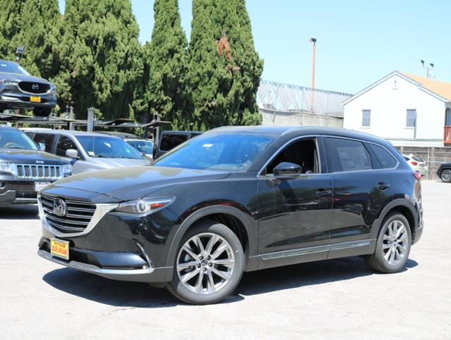 Featured New 2018 Mazda Mazda CX-9 Grand Touring SUV for sale near you in Burlingame, CA