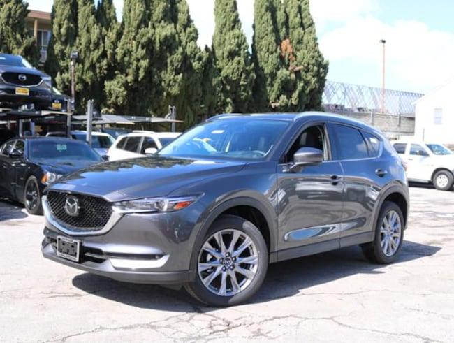 New Mazda vehicle 2019 Mazda Mazda CX-5 Grand Touring SUV for sale near you in Burlingame, CA