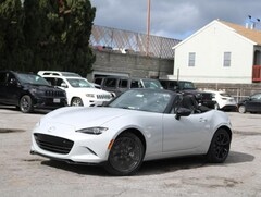 New 2019 Mazda Mazda MX-5 Miata Club Convertible for sale near you in Burlingame, CA