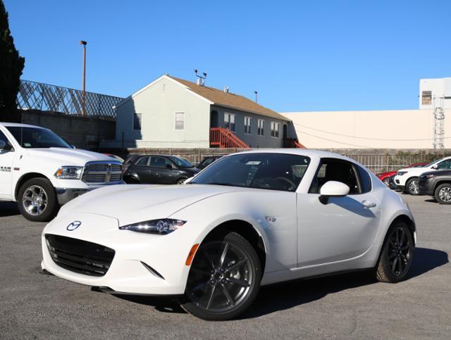 Featured New 2019 Mazda Mazda MX-5 Miata RF Grand Touring Coupe for sale near you in Burlingame, CA