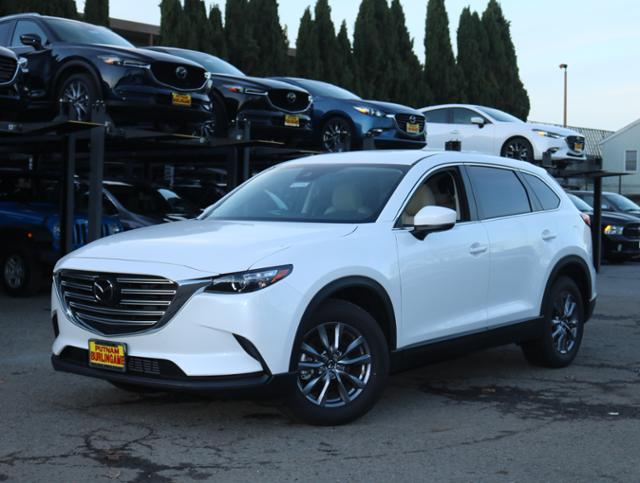 Featured New 2018 Mazda Mazda CX-9 Sport SUV for sale near you in Burlingame, CA