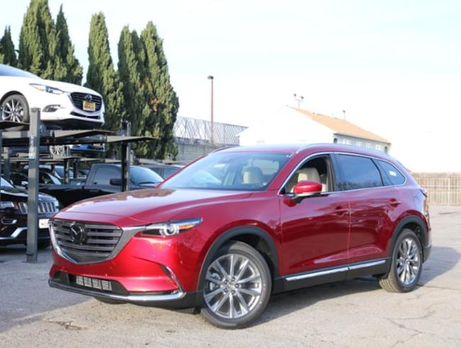 New Mazda vehicle 2019 Mazda Mazda CX-9 Grand Touring SUV for sale near you in Burlingame, CA
