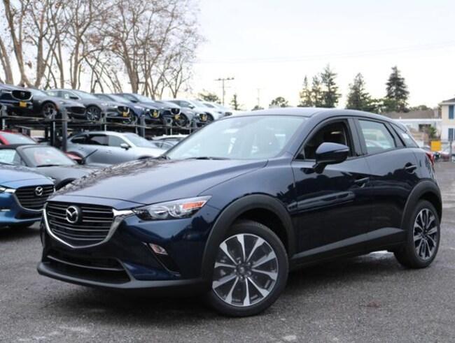 New Mazda vehicle 2019 Mazda Mazda CX-3 Touring SUV for sale near you in Burlingame, CA