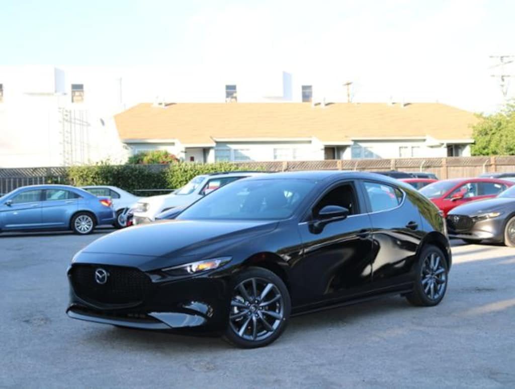 Mazda San Francisco >> 2019 Mazda Mazda3 Hatchback For Sale In Burlingame Near