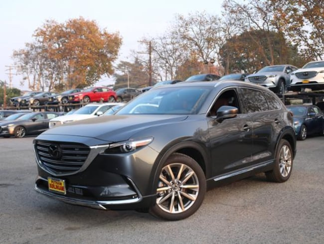 New Mazda vehicle 2018 Mazda Mazda CX-9 Signature SUV for sale near you in Burlingame, CA
