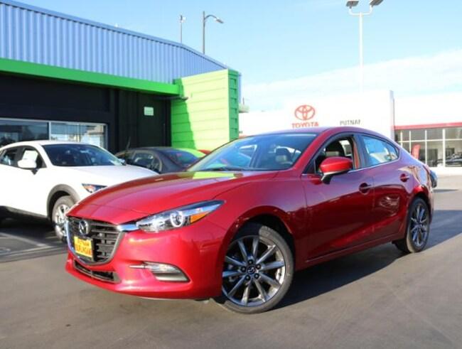New Mazda vehicle 2018 Mazda Mazda3 Touring Sedan for sale near you in Burlingame, CA
