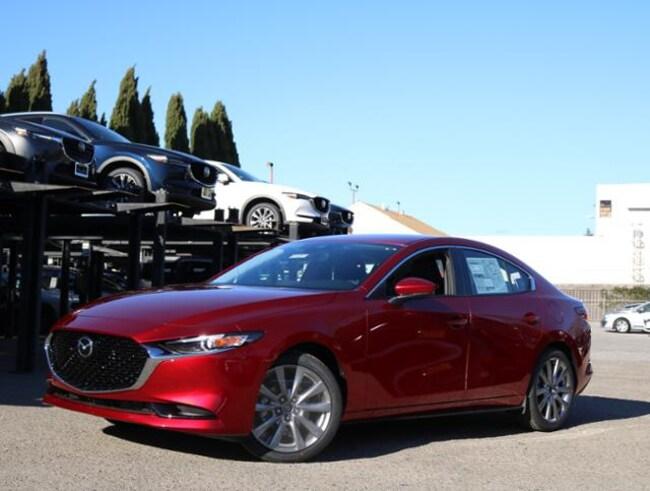 New Mazda vehicle 2019 Mazda Mazda3 Select Package Sedan for sale near you in Burlingame, CA