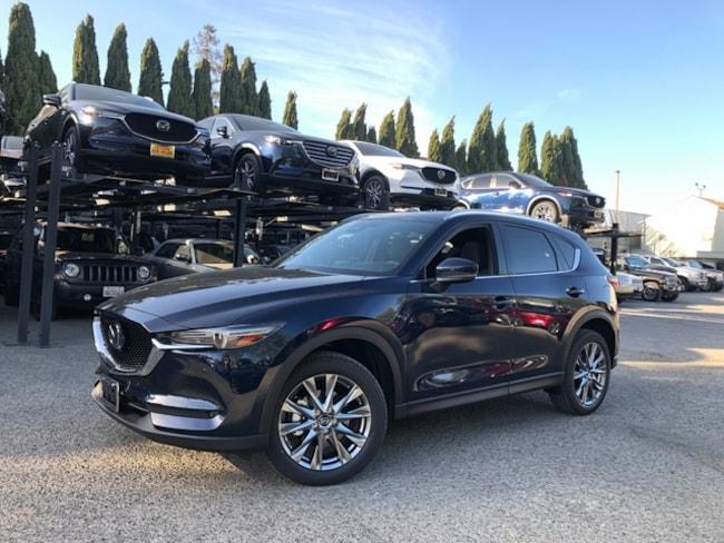 New Mazda vehicle 2019 Mazda Mazda CX-5 Signature SUV for sale near you in Burlingame, CA