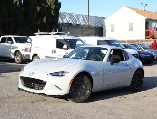 New Mazda vehicle 2019 Mazda Mazda MX-5 Miata RF Club Coupe for sale near you in Burlingame, CA