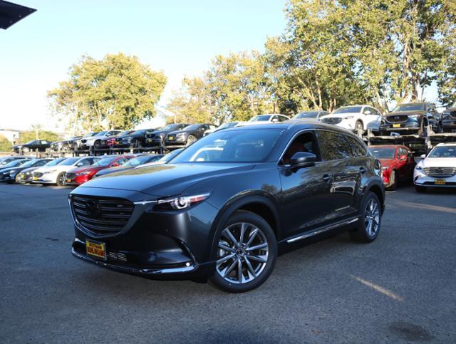 Featured New 2018 Mazda Mazda CX-9 Signature SUV for sale near you in Burlingame, CA