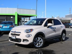 Bargain used vehicles 2016 FIAT 500X FWD  Easy SUV for sale near you in Burlingame, CA
