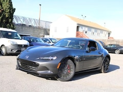 New Mazda vehicles 2019 Mazda Mazda MX-5 Miata RF Club Coupe for sale near you in Burlingame, CA