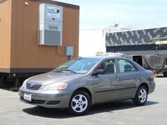Bargain Used 2008 Toyota Corolla Auto CE (Natl) Sedan for sale near you in Burlingame, CA