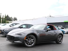 New Mazda vehicles 2018 Mazda Mazda MX-5 Miata Grand Touring Convertible for sale near you in Burlingame, CA
