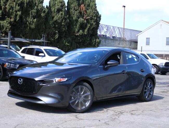 New Mazda vehicle 2019 Mazda Mazda3 Preferred Package Hatchback for sale near you in Burlingame, CA