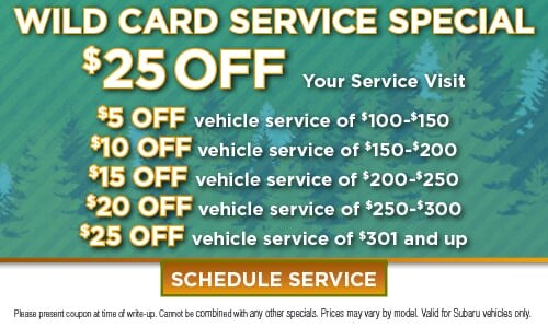 Wild Card Service Special