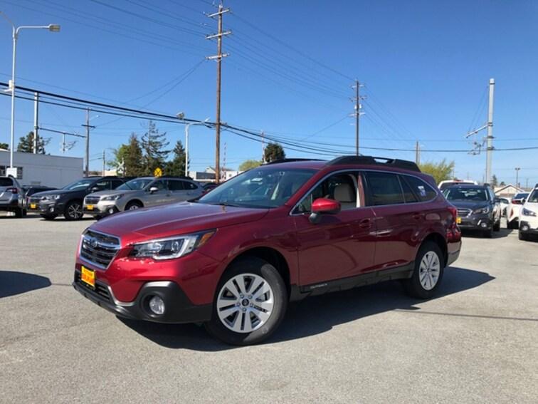 New 2019 Subaru Outback 2.5i Premium SUV Burlingame