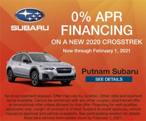 2020 Crosstrek Finance Special