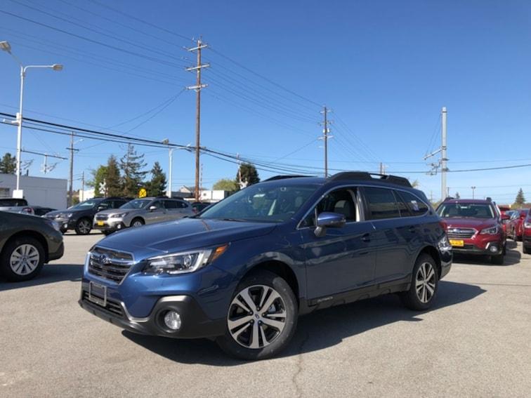 New 2019 Subaru Outback 2.5i Limited SUV Burlingame