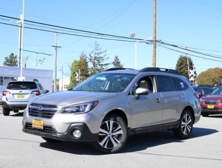 New 2019 Subaru Outback 2.5i Limited SUV Burlingame