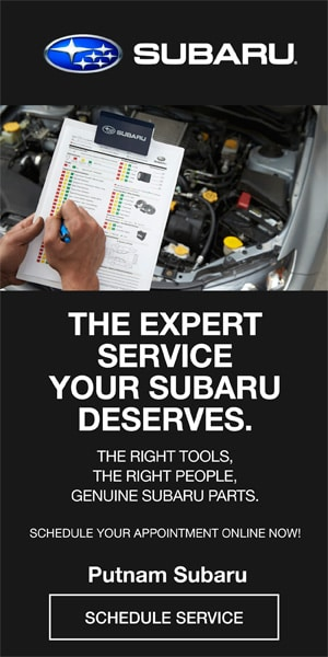 The Expert Service Your Subaru Deserves