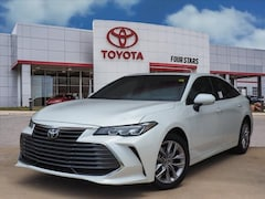 New 2019 Toyota Avalon XLE Sedan in Altus, OK