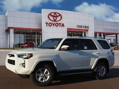 New 2018 Toyota 4Runner SR5 SUV in Altus, OK