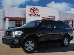 New 2019 Toyota Sequoia SR5 SUV in Altus, OK