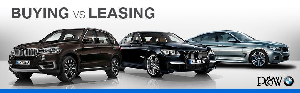 automobile leasing versus buying