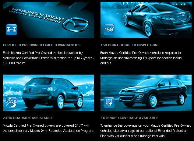 serra auto park | mazda certified benefits