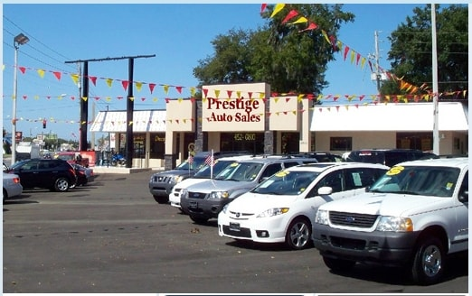 prestige auto sales used dealership in ocala fl 34474. Black Bedroom Furniture Sets. Home Design Ideas