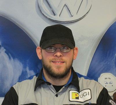 Aaron Bruechert ? VW Journeyman Technician