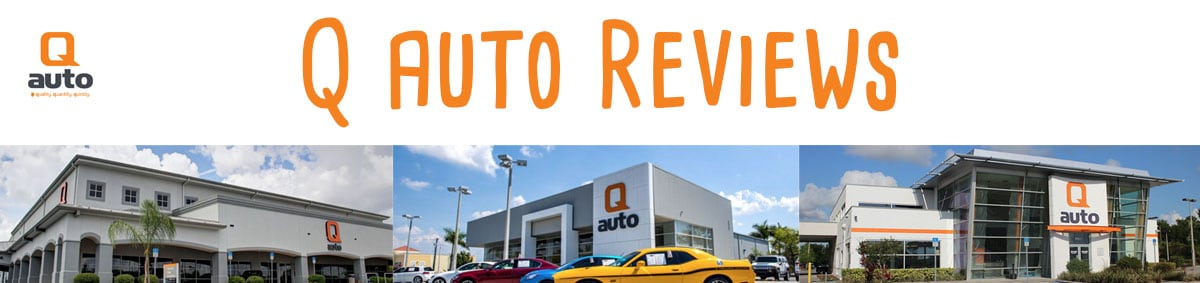 Used Car Dealership Reviews Q auto