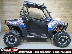 POLARIS RZR S 800 2013 * 3500$ d'options * - 51,08$/SEMAINE
