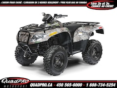 ARCTIC CAT Alterra 700 2018 VLX CAMO