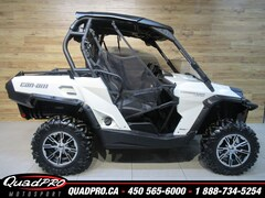 CAN-AM Commander 1000 XT 2014 Limited EPS - 62,10$/SEMAINE