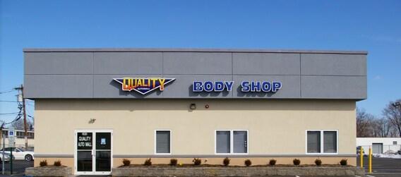 Quality Body Shop >> Auto Body Shop Near Jersey City Nj Quality Auto Mall