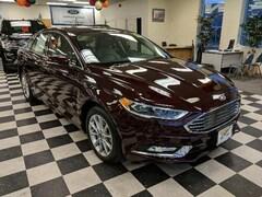 2017 Ford Fusion Energi SE Luxury SEDAN