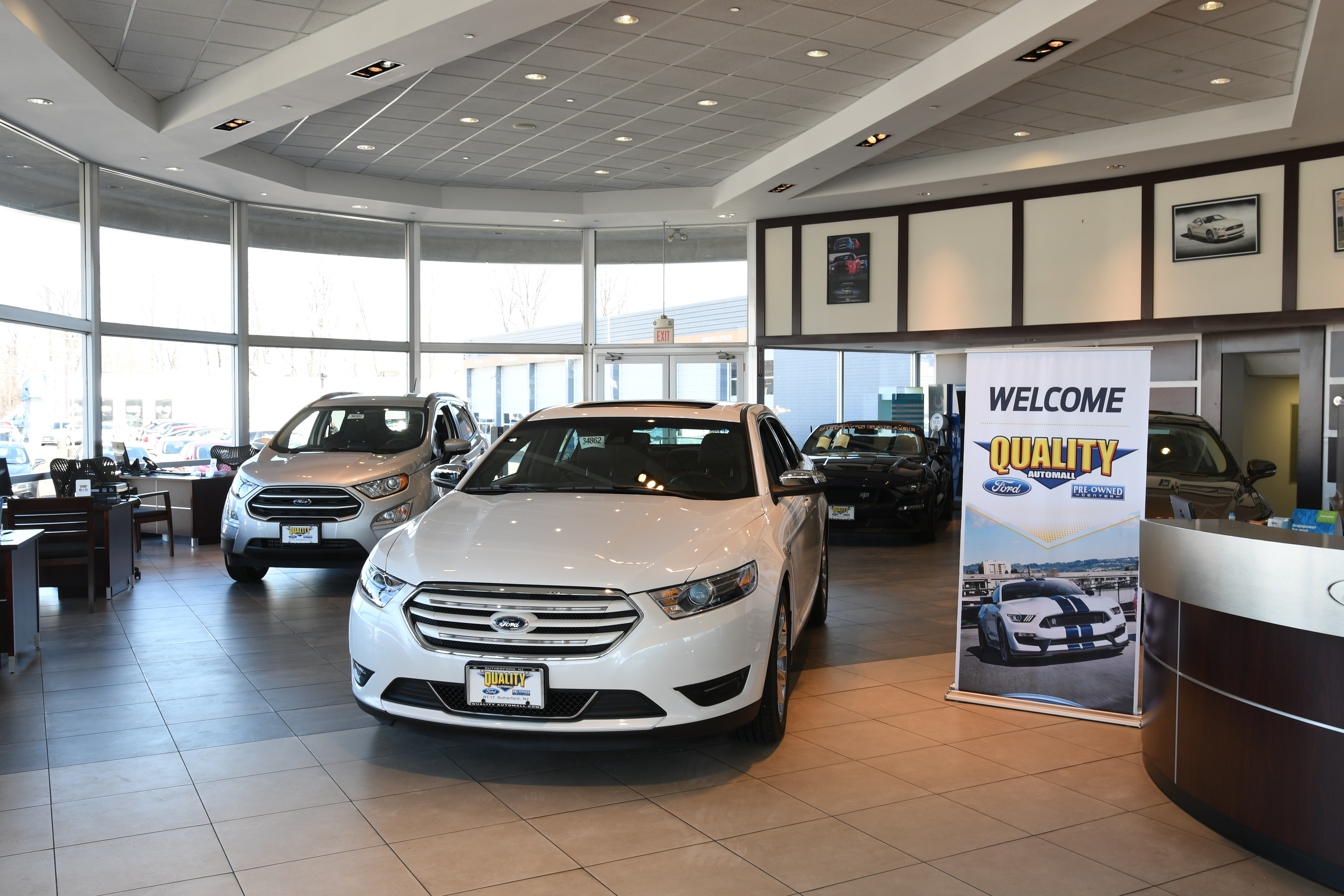Ford Dealers Nj >> Quality Auto Mall New Used Ford Dealership Rutherford Nj